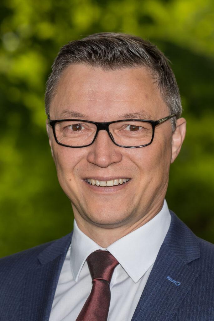 Erster Bürgermeister Wolfgang Hörl