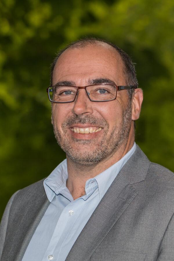 Zweiter Bürgermeister Florian Scherf